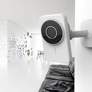 apsaugos sistemos, vidinės kameros