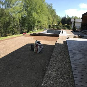 Gerbūvio kūrimas, vejos įrengimas, želdinimas ir teritorijų priežiūra